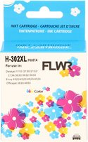 FLWR HP 302XL kleur (Huismerk (remanufactured))