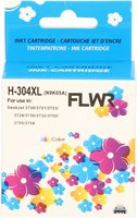 FLWR HP 304XL kleur (Huismerk (remanufactured))