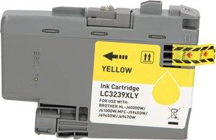 Huismerk Brother LC-3237 geel (Huismerk (compatible))