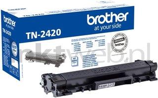 Brother TN-2420 zwart (Origineel Hoge Capaciteit)