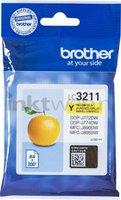 Brother LC-3211 geel (Origineel)