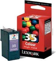 Lexmark 35XL kleur (Origineel Hoge Capaciteit)