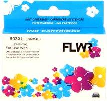 FLWR HP 903XL geel (Huismerk (compatible))