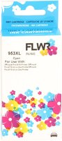 FLWR HP 953XL cyaan (Huismerk (compatible))