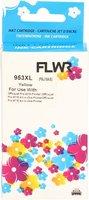 FLWR HP 953XL geel (Huismerk (compatible))