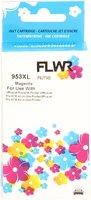 FLWR HP 953XL magenta (Huismerk (compatible))