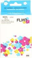 FLWR HP 953XL zwart (Huismerk (compatible))
