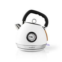 Nedis KAWK530EWT Waterkoker 1,8 L Soft-touch Wit