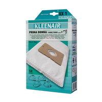 Kleenair 5 SMS Stofzuigerzakken Prima Donna 1400-1800 XX-1 + 1 Filter