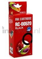 FLWR Canon PGI-520BK zwart (Huismerk (compatible))