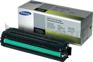 Samsung CLT-Y504S geel (Origineel)