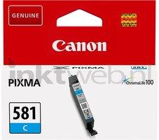 Canon CLI-581 cyaan (Origineel)