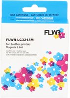 FLWR Brother LC-3213 magenta (Compatible XXL)