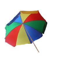 Parasol met Houten Steel 180 cm