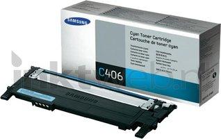 Samsung CLT-C406S cyaan (Origineel)