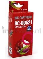 FLWR Canon CLI-521M magenta (Huismerk (compatible))