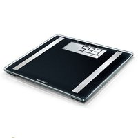 Soehnle 63857 Shape Sense Control 100 Digitale Personenweegschaal Zwart
