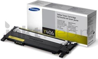 Samsung CLT-Y406S geel (Origineel)