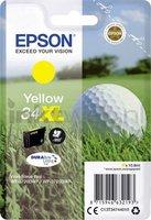 Epson 34XL geel (Origineel Hoge Capaciteit)