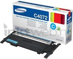 Samsung CLT-C4072S cyaan (Origineel)