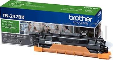 Brother TN-247BK zwart (Origineel Hoge Capaciteit)