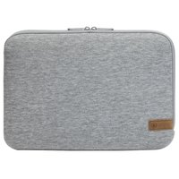 Hama Notebook-sleeve Jersey Tot 34 Cm (13,3) Lichtgrijs