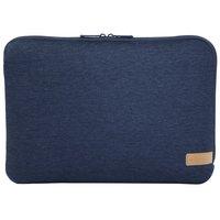 Hama Notebook-sleeve Jersey Tot 34 Cm (13,3) Blauw