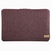 Hama Notebook-sleeve Jersey Tot 40 Cm (15,6) Donkerrood