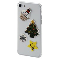 Hama Sticker-set Winter Wonder Voor Smartphones 4 Stuks LE