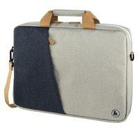 Hama Notebook-tas Florence Tot 34 Cm (13,3) Marineblauw/lichtgrijs