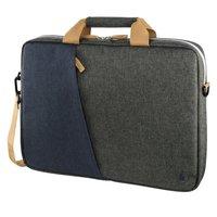 Hama Notebook-tas Florence Tot 36 Cm (14,1) Marineblauw/donkergrijs