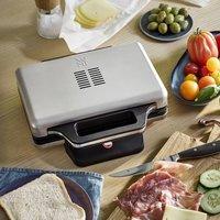 WMF Lono Sandwich Maker 800W Grijs/Zwart
