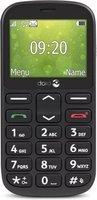 Doro 1361 BK Mobiele Telefoon Zwart
