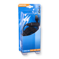 Scanpart Usb Kabel A(m)-a(f) Actief 4.8m