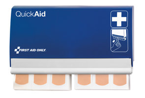 Westcott AC-P44001 Pleister Dispenser First Aid Only 90 Stuks Waterproof