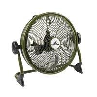Bestron AOD12ACCU Oplaadbare Snoerloze Vloerventilator 25W Groen