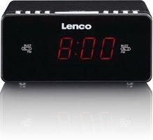 Lenco CR-510 BK Wekkerradio Zwart