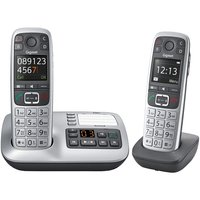 Gigaset E560A Duo Telefoons Zilver/Grijs