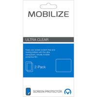 Mobilize MOB-50775 Smartphone 2 St Schermbeveiliger Huawei Y6 2018