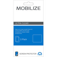 Mobilize MOB-50776 Smartphone 2 St Schermbeveiliger Huawei Y7 2018