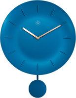 NeXtime NX-7339TQ Wandklok NXt Bowl Ø 30 Cm Turquoise