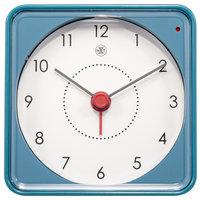NeXtime NX-7343BL Alarmklok NXt Nathan 7.3 X 7.3 X 3.3 Cm Blauw