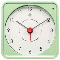 NeXtime NX-7343GN Alarmklok NXt Nathan 7.3 X 7.3 X 3.3 Cm Groen