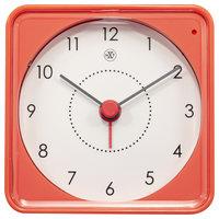 NeXtime NX-7343OR Alarmklok NXt Nathan 7.3 X 7.3 X 3.3 Cm Oranje