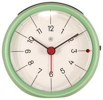NeXtime NX-7344GN Alarmklok NXt Otto Ø 9,5 X 3.8 Cm Groen