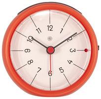 NeXtime NX-7344OR Alarmklok NXt Otto Ø 9,5 X 3.8 Cm Oranje