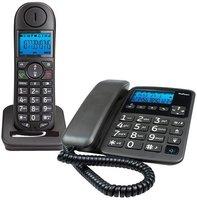 Profoon PDX6350 Draadloze Dect Telefoon Zwart