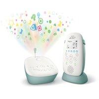 Philips SCD731/26 Avent DECT-Babyfoon met Projector Groen/Wit