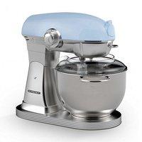 Schneider SCFP57BL Keukenmachine 1500W RVS/Blauw