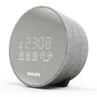 Philips TADR402/12 Wekkerradio Grijs